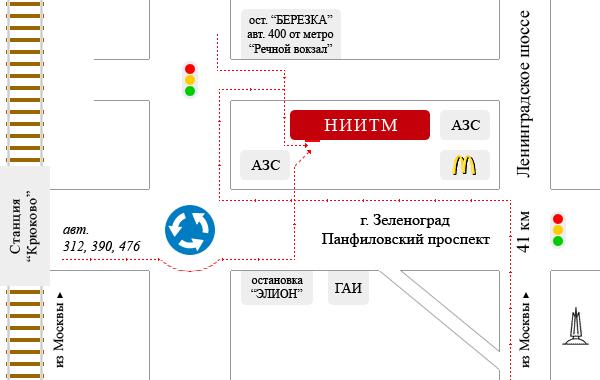 Схемы расположения мест в